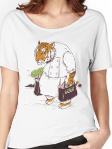 Shopping Tiger Women's Relaxed Fit T-Shirt