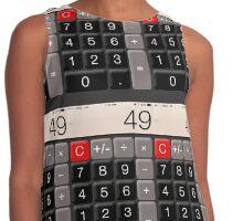 Calculator 49 Contrast Tank