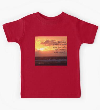 Sun Rise Kids Clothes