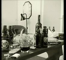 The Beer Table of ___ by taudalpoi