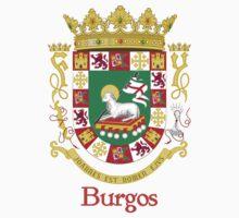 Burgos Shield of Puerto Rico Kids Tee