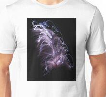 Feather Illuminated  Unisex T-Shirt