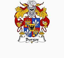 Burgos Coat of Arms/Family Crest Unisex T-Shirt