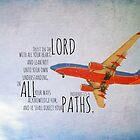 Proverbs 3 Trust by Kimberose