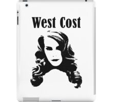 West Cost iPad Case/Skin