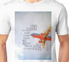 Proverbs 3 Trust Unisex T-Shirt