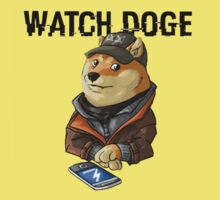 Watch Doge (no extra text, black) by Cramer
