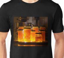 Nighttime in the Kitchen - Spotlight on Cumquat Jam Unisex T-Shirt