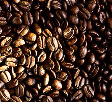 Coffee Beans by Splendiferous Images