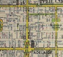 Adeliade City  Sticker