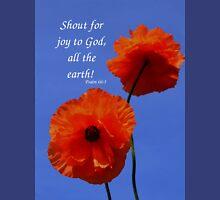 Shout for Joy T-Shirt