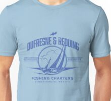 Dufresne & Redding Fishing Charters Unisex T-Shirt