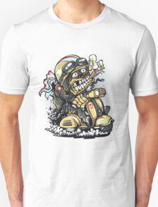 crazy biker T-Shirt