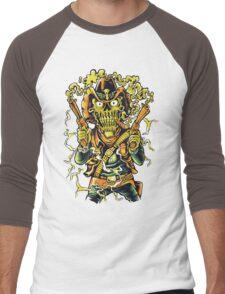 mad zombie Men's Baseball ¾ T-Shirt