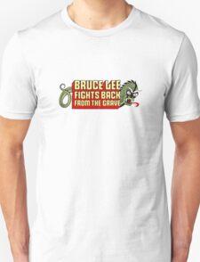 Bruce Li Fights Back Logo Unisex T-Shirt