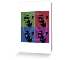 Gandhi Greeting Card