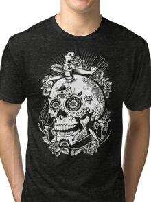 skull of doom Tri-blend T-Shirt