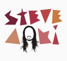 Steve Aoki by M M