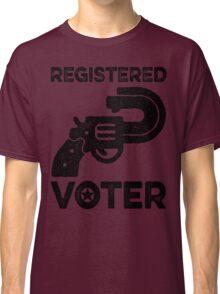 Registered Voter Classic T-Shirt
