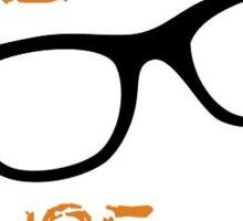OITNB Like a Vause Glasses Sticker