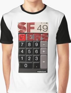 SF 49ers Graphic T-Shirt