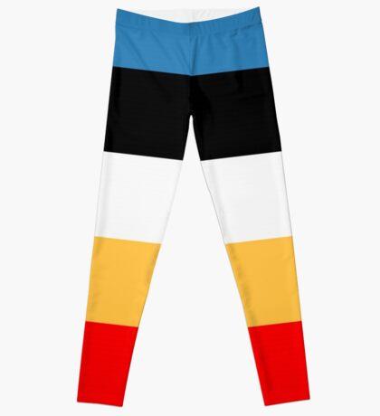 Donald Color Pallet Leggings