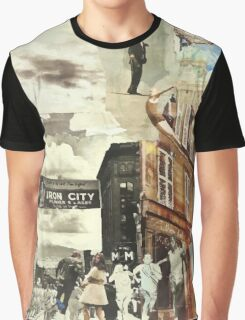 The Past & Future City Graphic T-Shirt