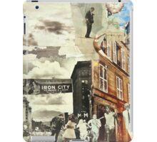 The Past & Future City iPad Case/Skin