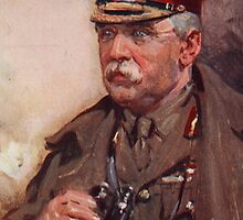Field-Marshal Sir John French by Bridgeman Art Library