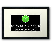 MONA VIE Framed Print