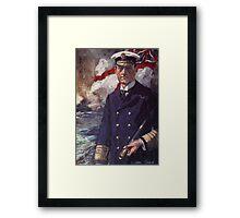 Admiral Sir John Jellicoe Framed Print