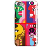 Abstracto 2 iPhone Case/Skin
