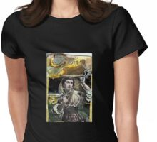 Brave New World Womens Fitted T-Shirt