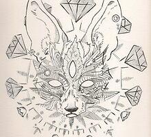 Space Fox 2nd Mutation by Flozenmotion