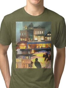 Arctic City - The Illumination Tri-blend T-Shirt