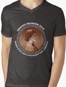 Graves Reunion EGK T-shirts! Mens V-Neck T-Shirt