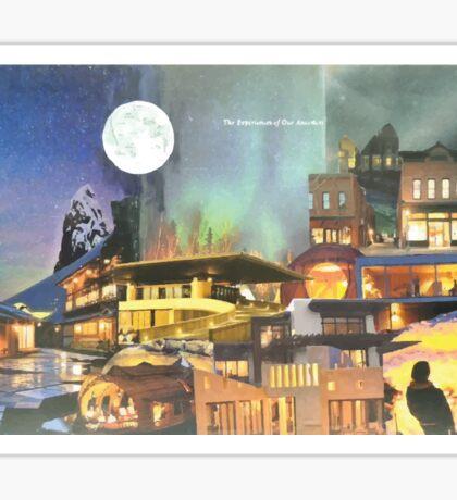 Arctic City - The Illumination Sticker