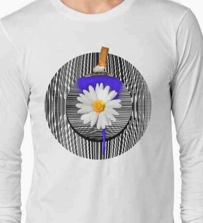 Pushing Daisies Long Sleeve T-Shirt