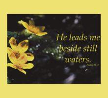 Still Waters Kids Tee
