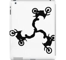 Motocross Triskele iPad Case/Skin