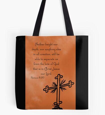 Roman Cross Tote Bag