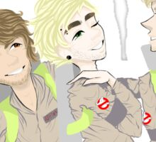 Ghostbusters!5SOS Sticker