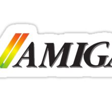 Amiga Sticker