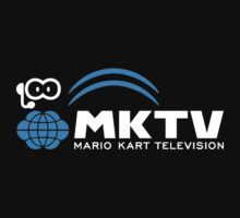 Mario Kart TV (White) T-Shirt