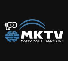 Mario Kart TV (White) Kids Clothes