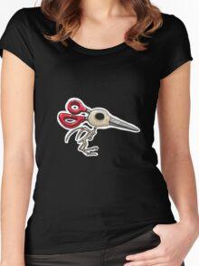 Scissorbeak  Women's Fitted Scoop T-Shirt