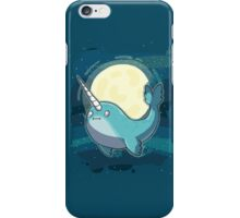 Space Narwhal iPhone Case/Skin