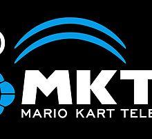 Mario Kart TV (White) by PixelStampede
