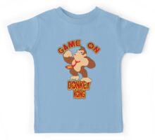Game On Donkey Kong Kids Tee