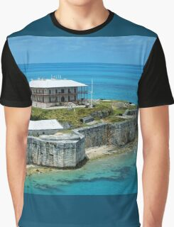 View of The Maritime Museum  Graphic T-Shirt